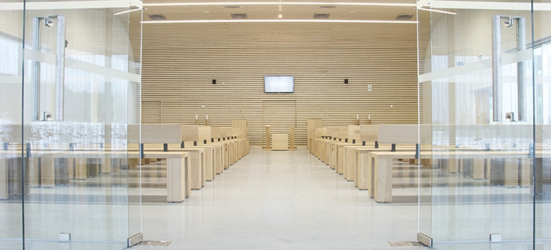 """Salle de cérémonie """"La Bassurelle"""""""